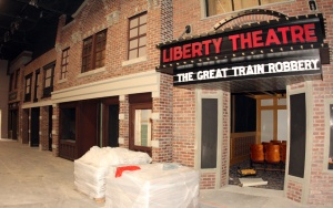 Liberty Theatre in Webster museum exhibit